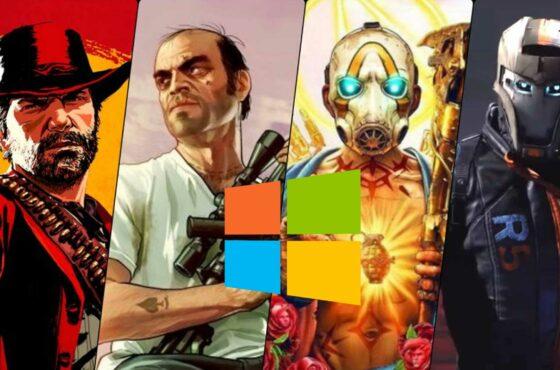 Microsoft veut racheter l'éditeur Take-Two Interactive