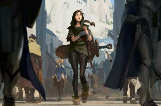 Le concepteur de quêtes de The Witcher 3 va travailler pour Riot Games sur le prochain MMO League of Legends
