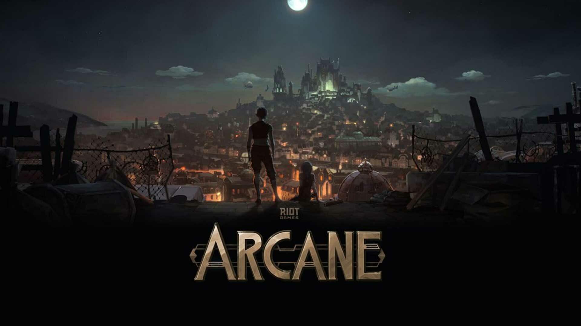Sortie du trailer de la série Arcane dans l'univers League of Legends
