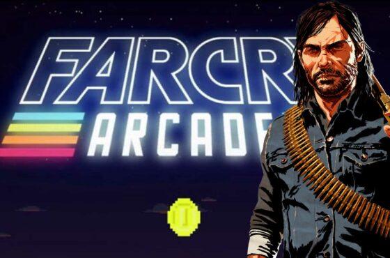 Vous pouvez jouer à Red Dead Redemption dans Far cry 5