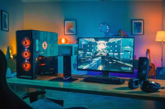 La demande de PC et écrans gaming augmentera considérablement en 2025