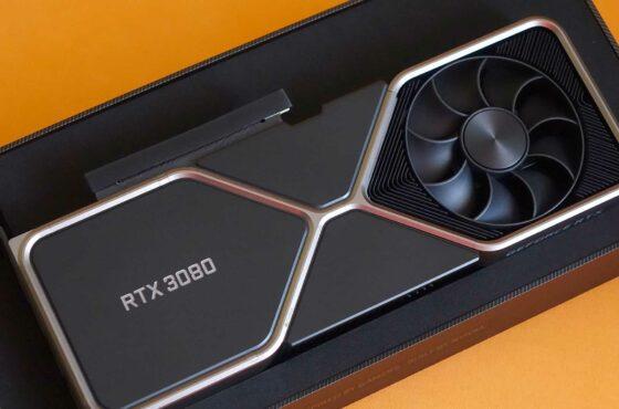 NVIDIA va améliorer la GeForce RTX 3080