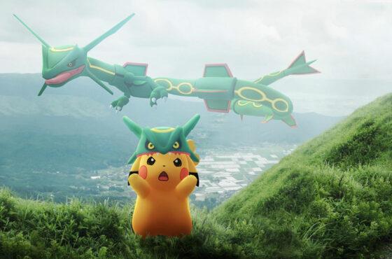 Les Pokémon d'événements et costumés dans Pokémon GO