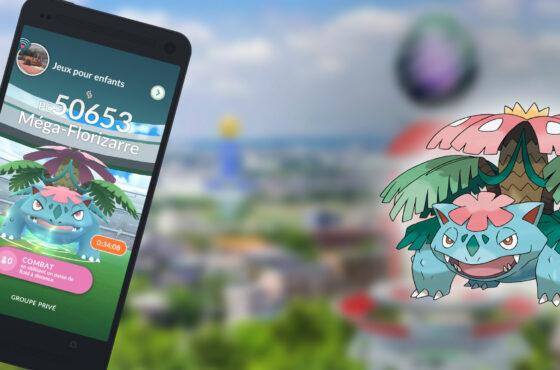 Raids – Battre Méga-Florizarre, les meilleurs Pokémon pour le vaincre