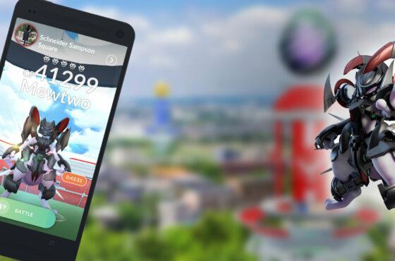 Raids – Battre Mewtwo Armure, les meilleurs Pokémon pour le vaincre