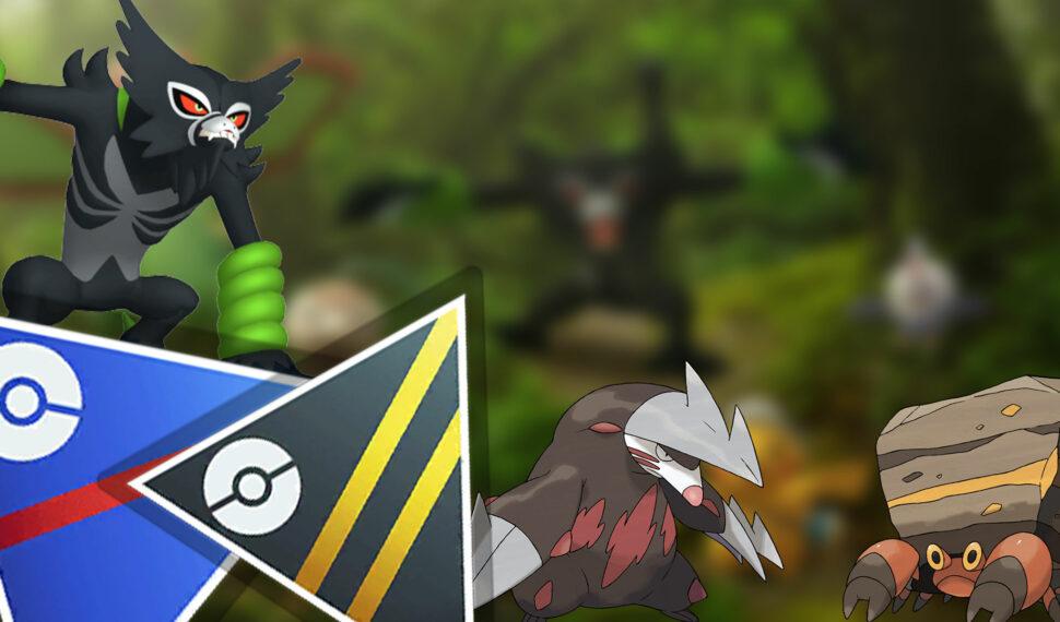 Ligue Combat GO – Chasse au Pokémon – Les secrets de la jungle