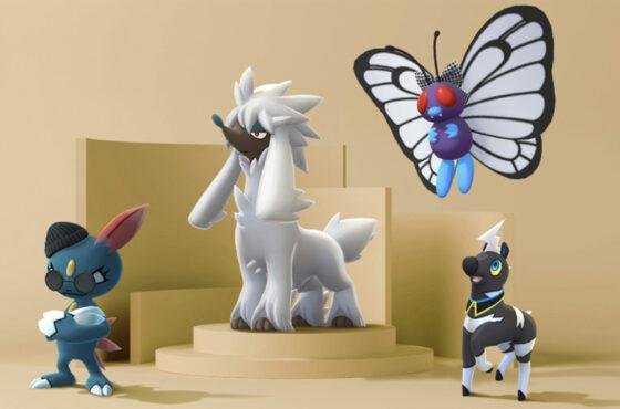 Fashion Week – Couafarel et des Pokémon costumés arrivent dans Pokémon GO