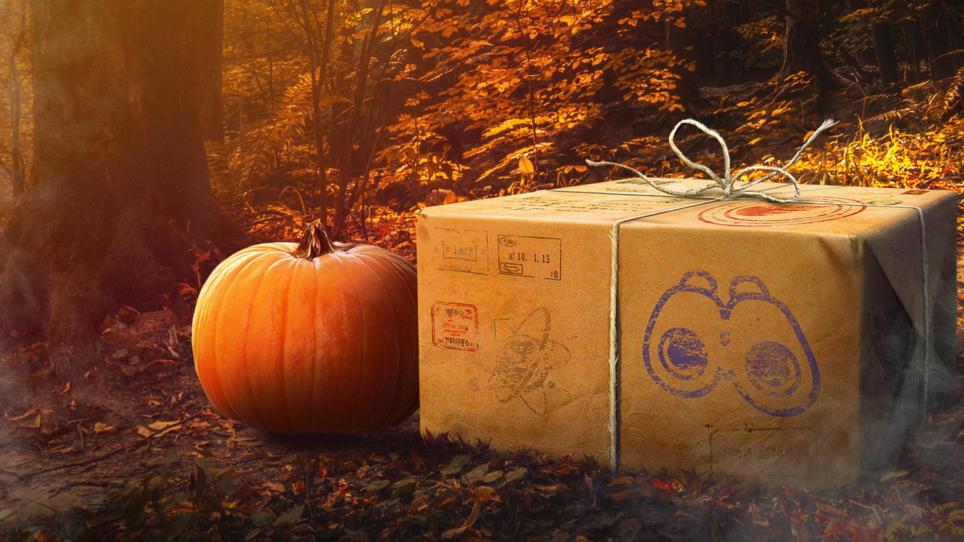 Programme du mois d'Octobre – Pokémon GO Halloween 2021 et Zarude sont là!