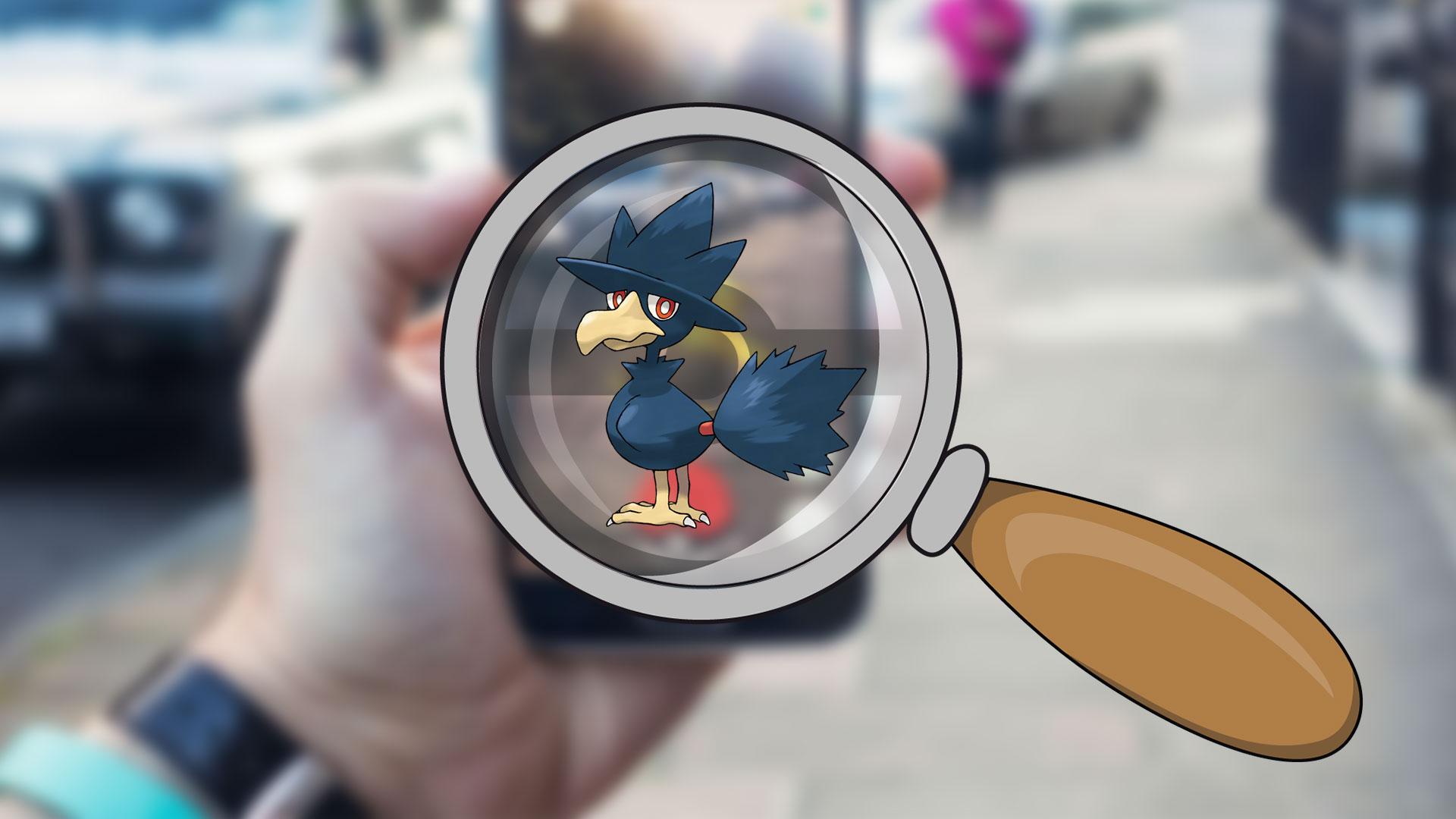 Heure vedette Cornèbre Pokémon GO