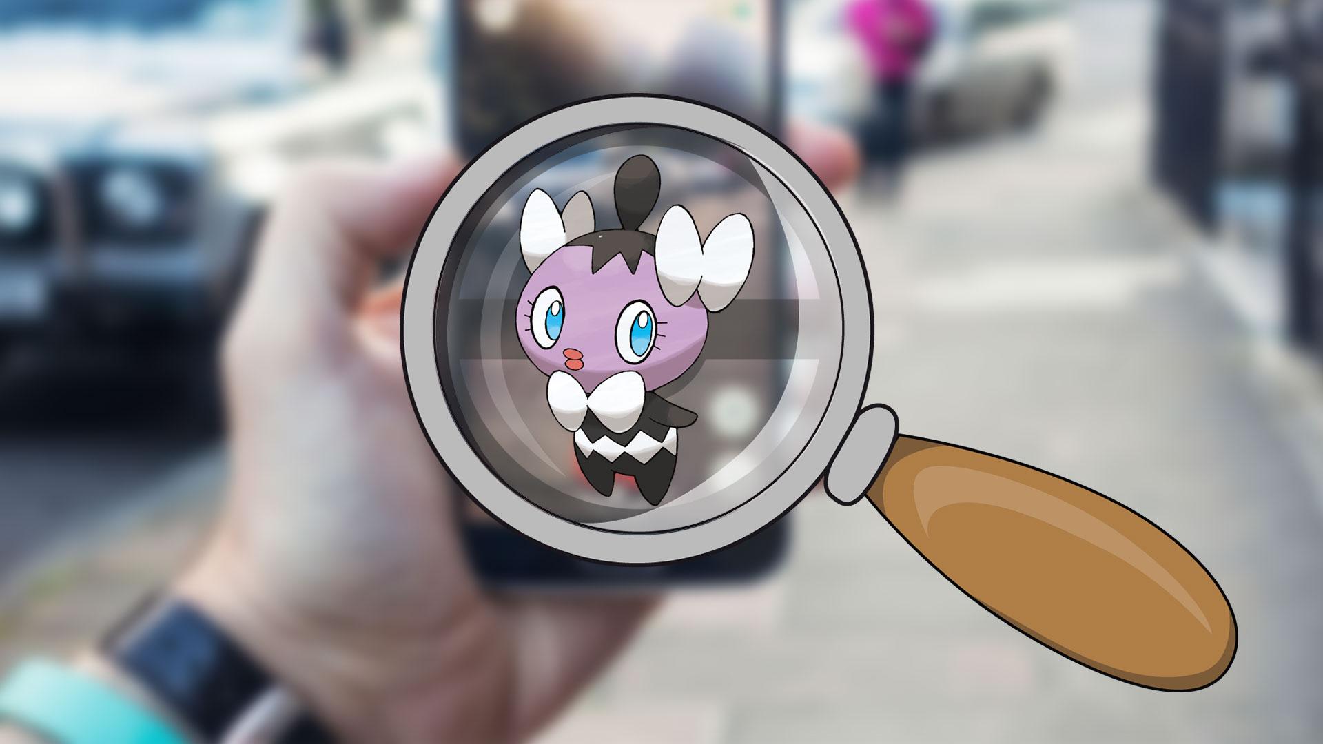 Heure vedette Scrutella Pokémon GO
