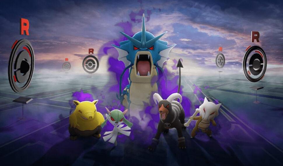 Liste des Pokémon obscurs dans Pokémon GO