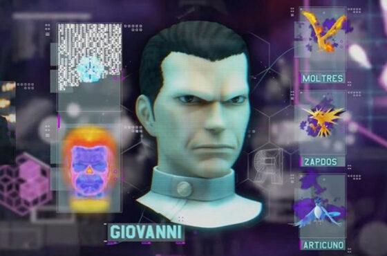 Les Pokémon Légendaires obscurs en récompense des combats de Giovanni
