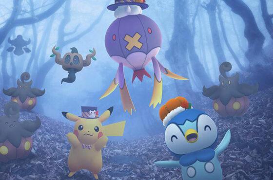 Compagnons Cauchemar, Copains Effrayants, Brocélôme et Pitrouille pour ce Pokémon GO Halloween 2021